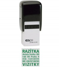 Razítko Colop Printer Q 24